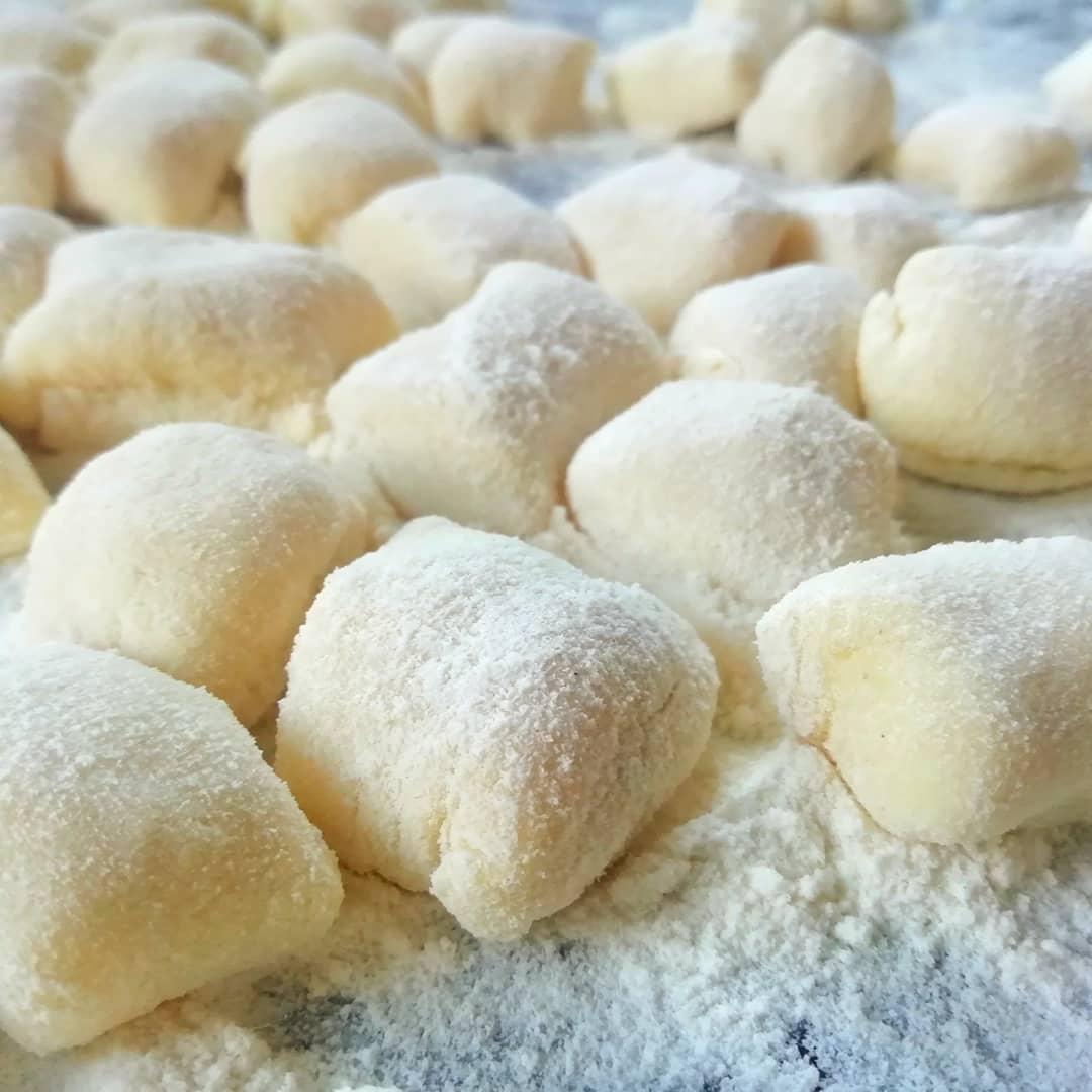 Huisgemaakte Gnocchi